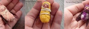 Baby faeries for adoption! by AlvaroFuegoFatuo
