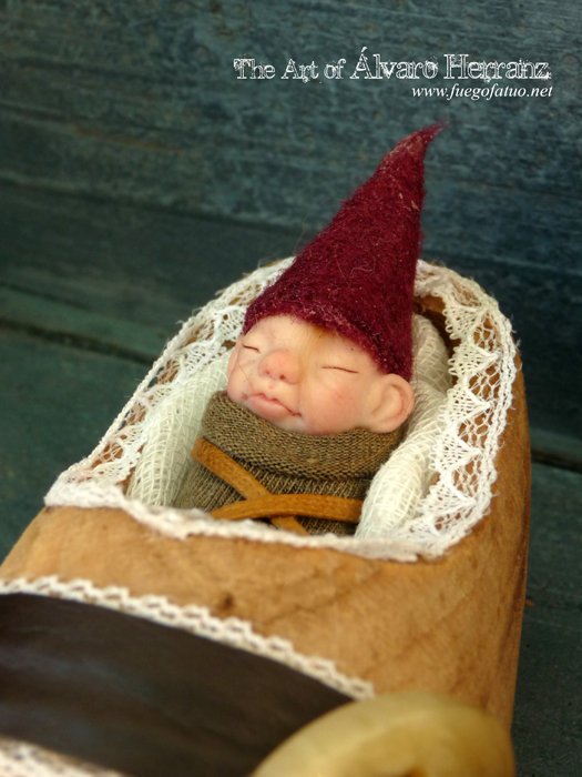 Baby Gnome: Baby Gnome By AlvaroFuegoFatuo On DeviantArt