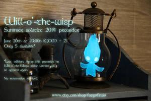 Will-o'-wisp in lantern final preorder by AlvaroFuegoFatuo