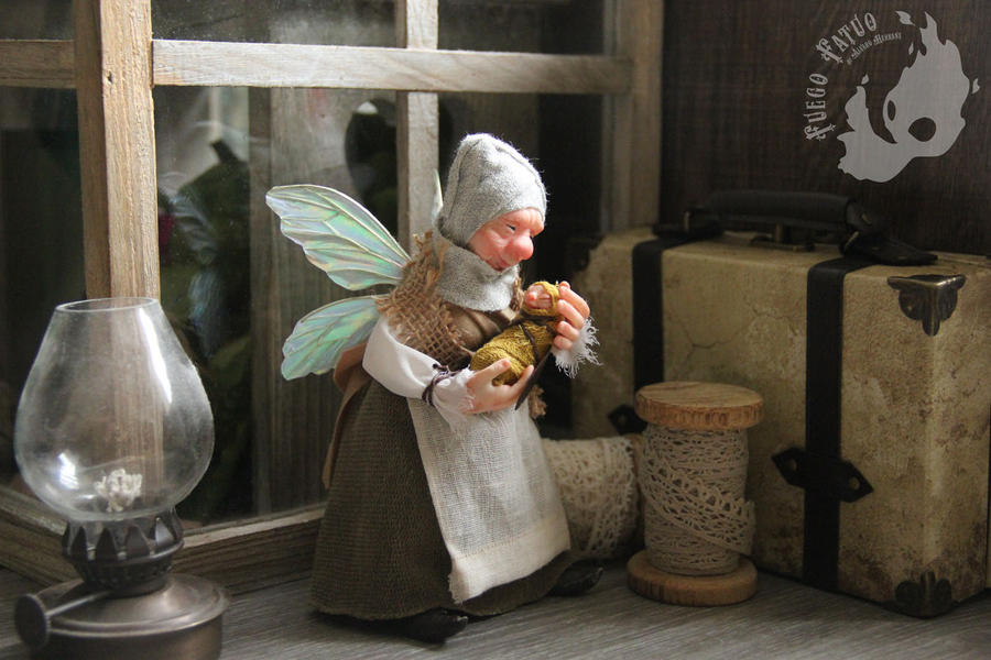 Godmother fairy by AlvaroFuegoFatuo