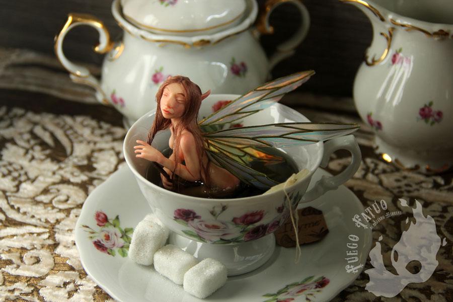 Tea Bath