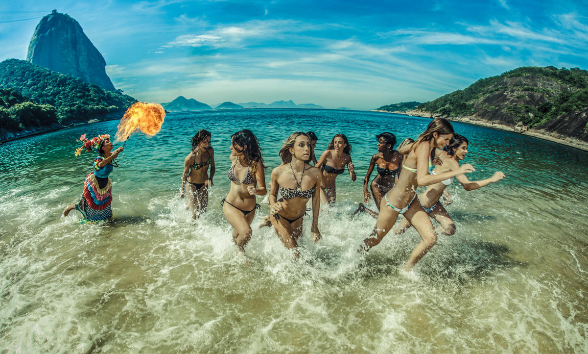 WELCOME TO RIO by Marcio