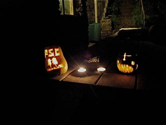 halloween squashes