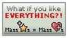 Mass Fav IZ Mass Love by SD-Stamps