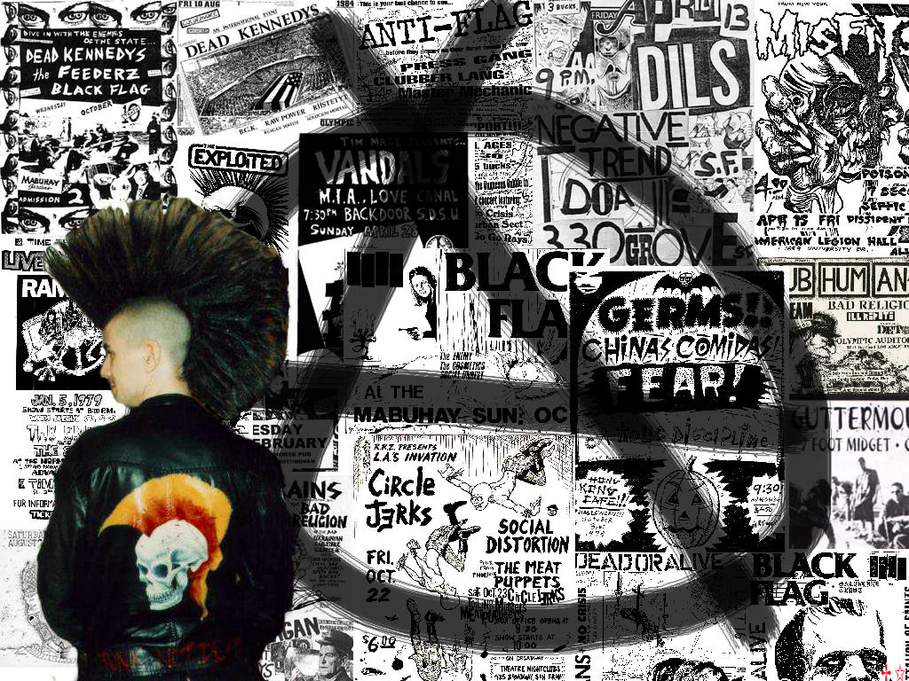 Another Punk Wallpaper By Punkguydude