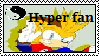 Hyper Fan stamp by Sam-the-wolf147