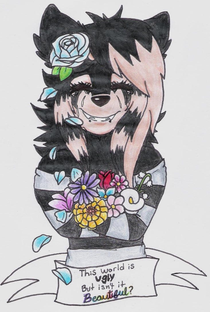 .: Every Flower Must Grown Through Dirt :. by Sam-the-wolf147