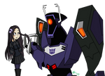Andy and Shockwave