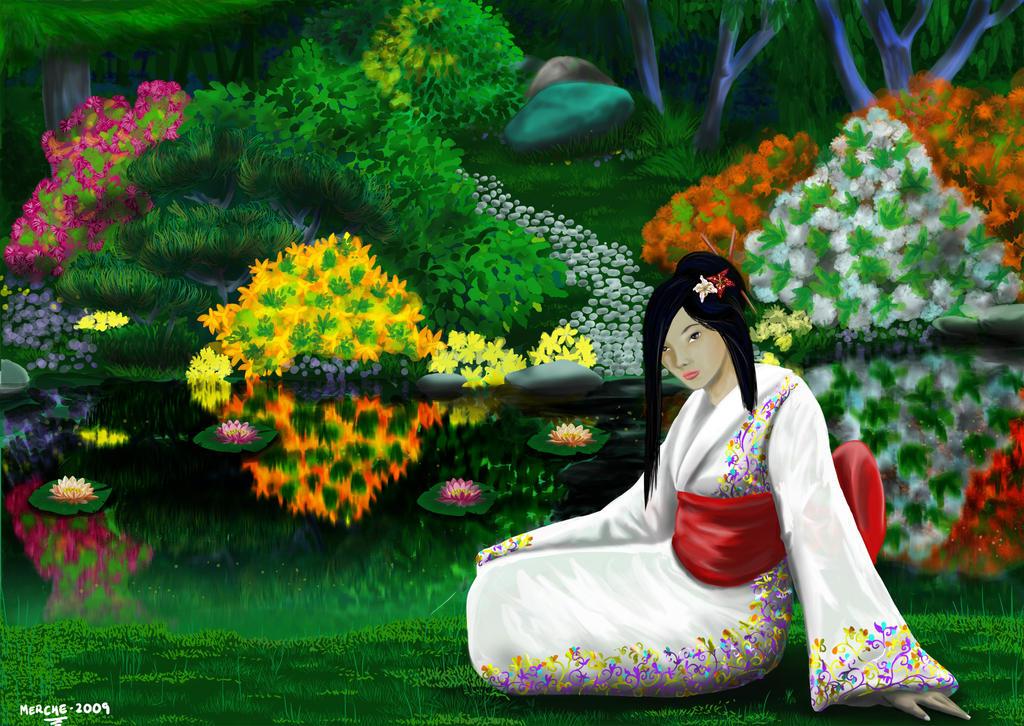 Oriental by Alsheeny