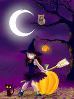 Halloween 2009 by Alsheeny