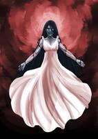 Vengeful Spirit by Alsheeny