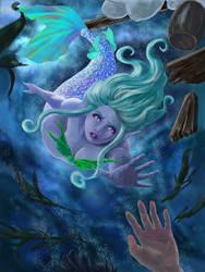 Mermaid by Alsheeny