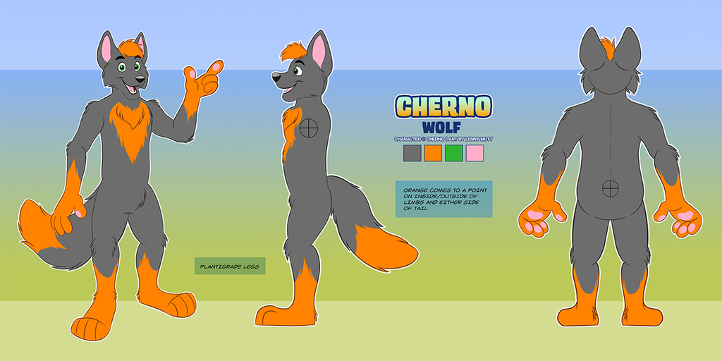 Cherno Reference by blake-illustrate