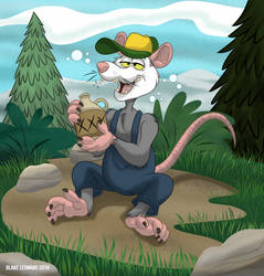 Redneck Possum
