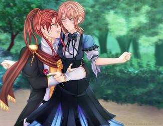 I got you, princess by Kiyomiih