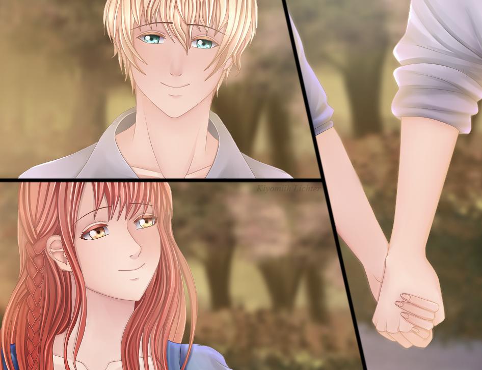 Happy Ending by Kiyomiih