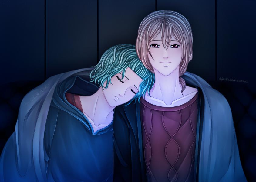 I'm not alone anymore by Kiyomiih