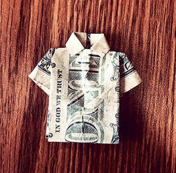 A Shirt Worth A Dollar