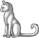 Feline Freebie by amusedinsanity