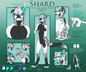 Shard Reference Sheet
