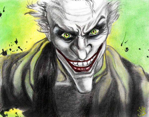 Joker by Nenema