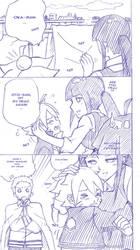 Doujinshi - I want to hug by EmiMurasaki
