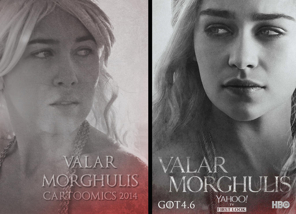 Game of Thrones - Season 4 poster by ReginaIt on DeviantArt