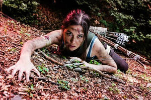 Lara Croft - Tomb Raider Cosplay by ReginaIt