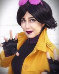 Jubilee cosplay