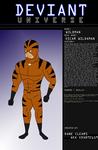 Deviant Universe: Wildman