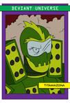 Titamazona Card