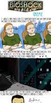 BIOSHOCK MEME OH MY by BriefLeaf