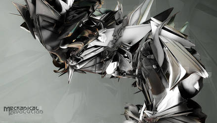 Mechanical Revolution by MercuryShadow