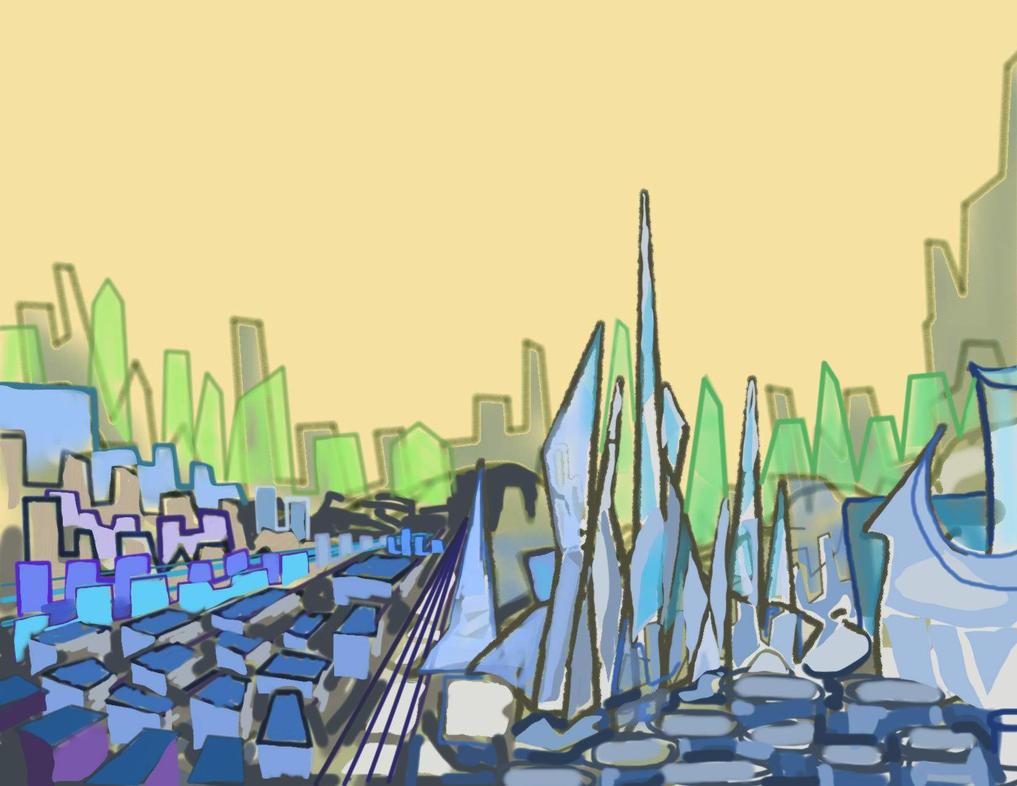 !dea Landscape14 by LordFirekaze