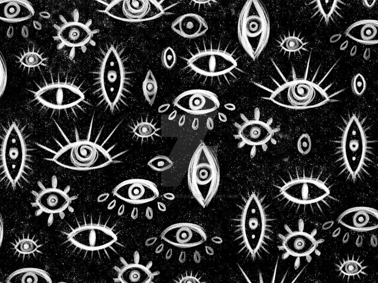 Pattern: Eyes