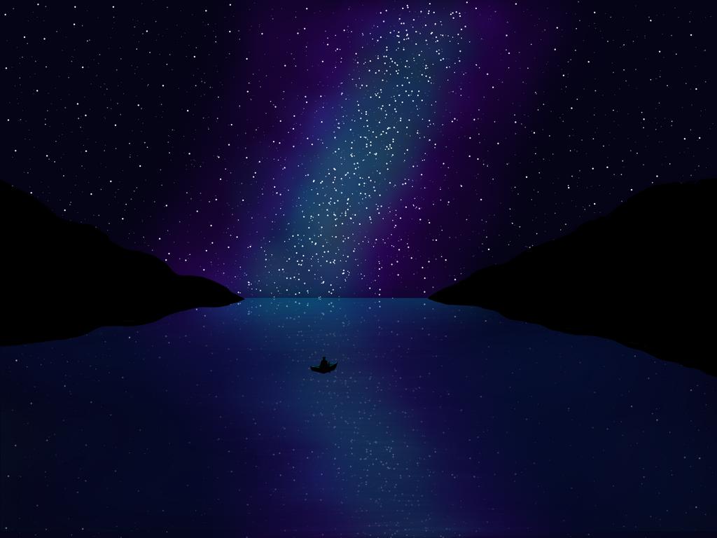 Stargazing by ItsGehrke