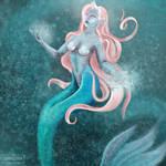 Mermaid + Speedpaint link