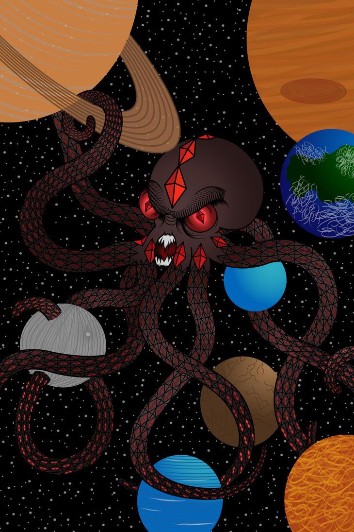 Octophobia by Kitti3h