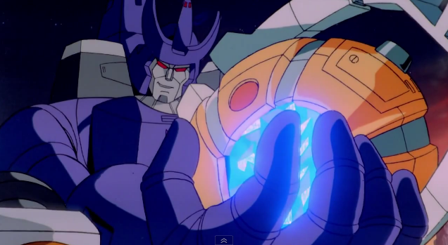 Image result for transformers the movie 1986 galvatron