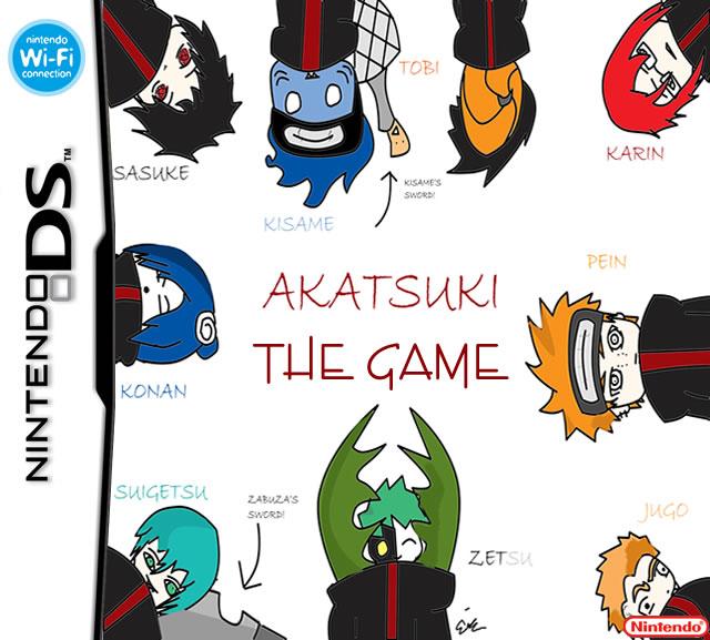 Akatsuki the game by AnimatorPerson