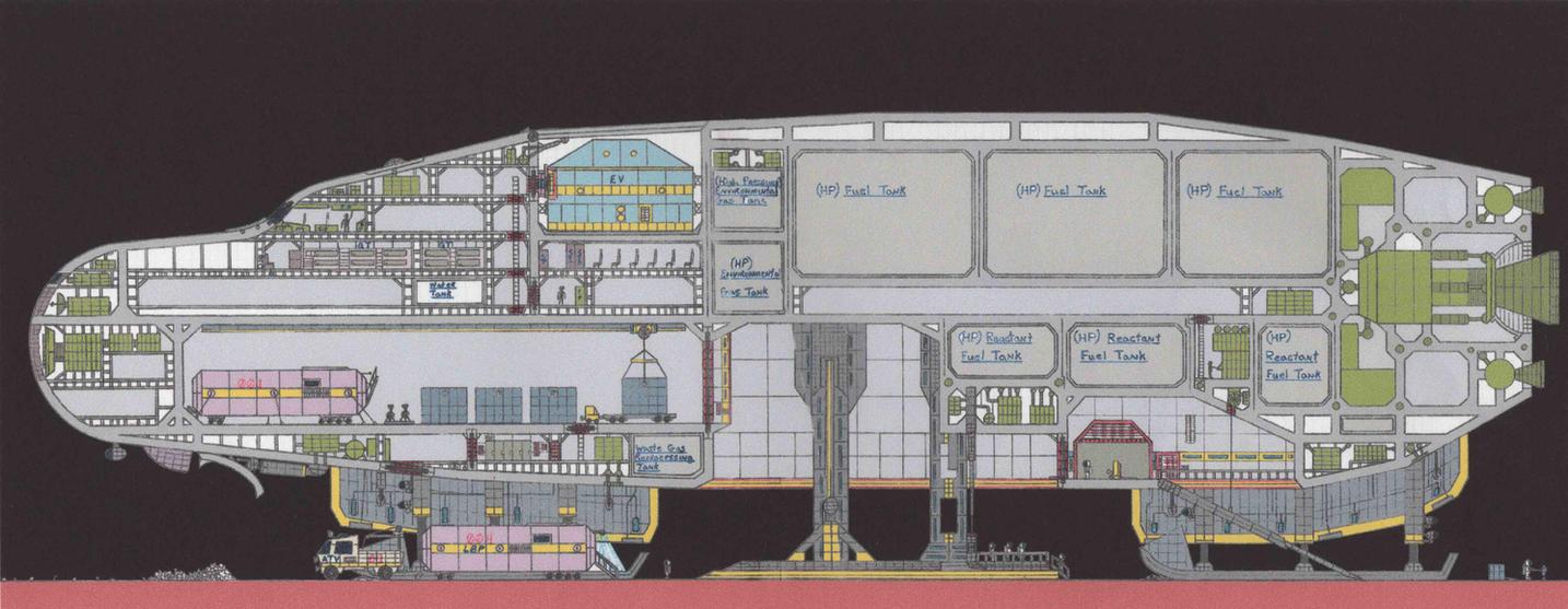 sci fi space shuttle craft - photo #30