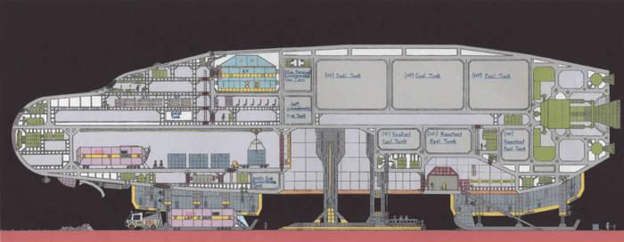 Mars Landing Shuttle