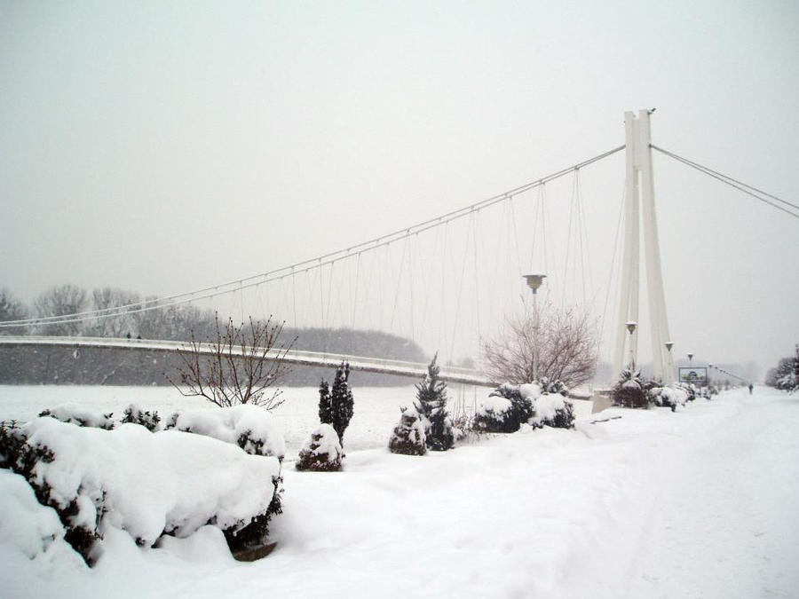 Winter- Osijek by SeiMissTake