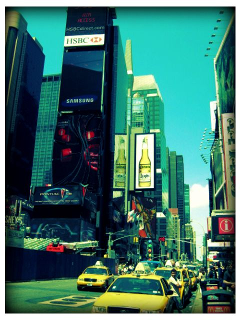 Near times square by seimisstake on deviantart for What to do around times square