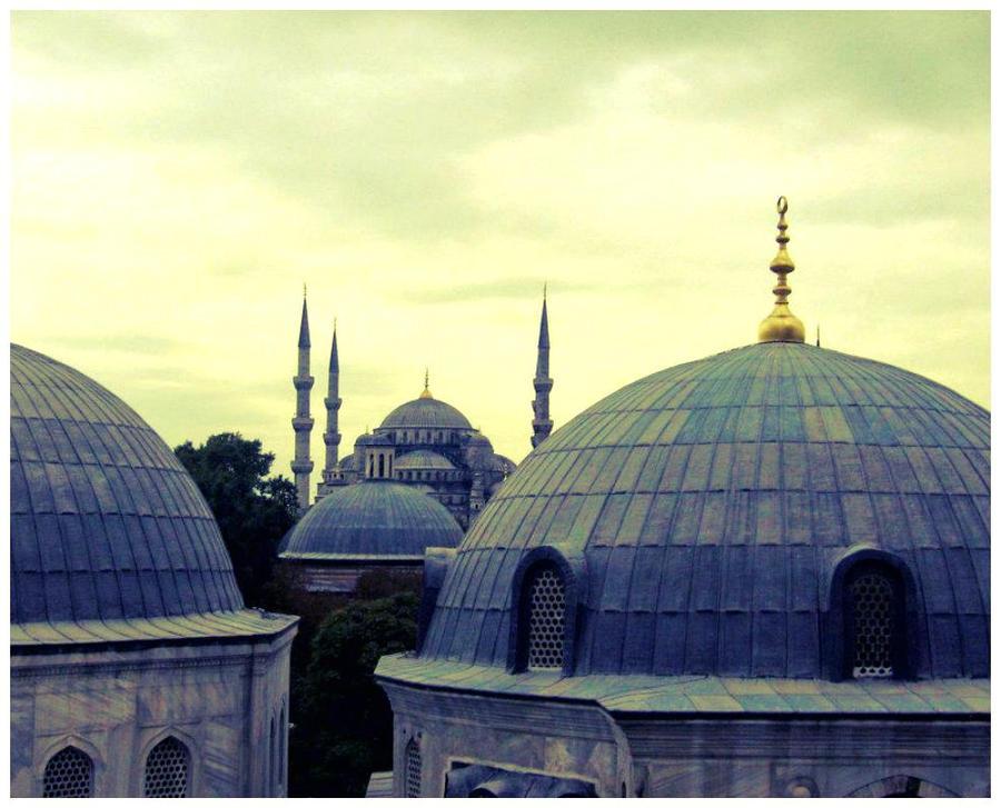 Plava dzamija (Blue Mosque) by SeiMissTake