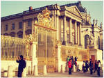 Versailles - golden gate