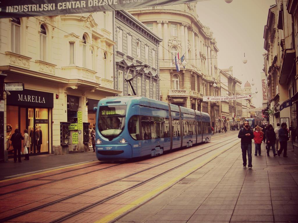 Ilica street, Zagreb by SeiMissTake