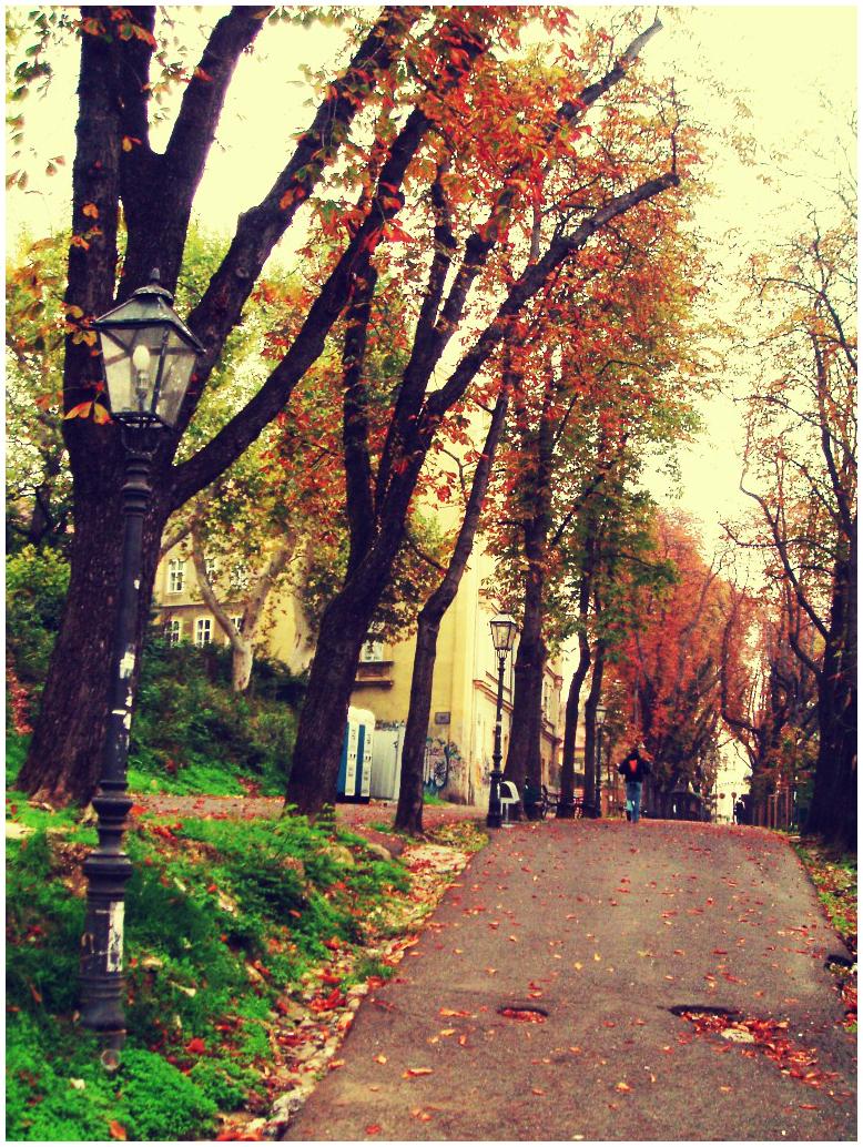Strossmayer promenade, Zagreb by SeiMissTake