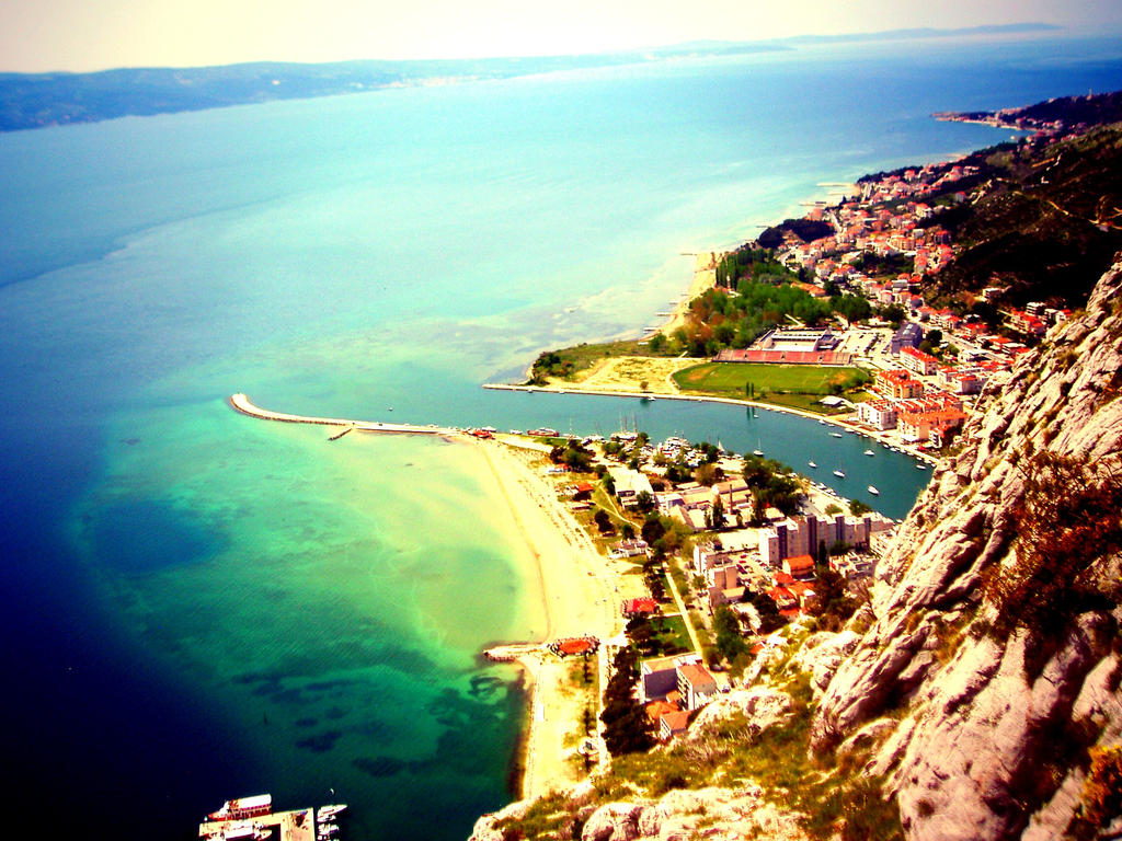 Omis Croatia  city photo : Omis, Croatia by SeiMissTake on DeviantArt