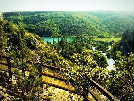 Educational Hiking Trail Stinice, NP Krka